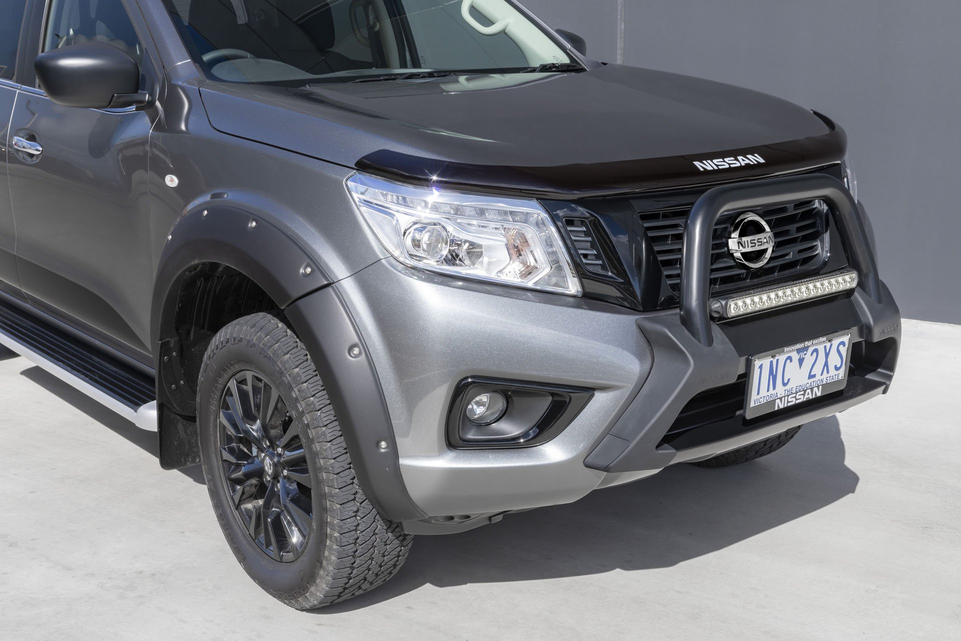 Nissan Frontier Is Almost Finished