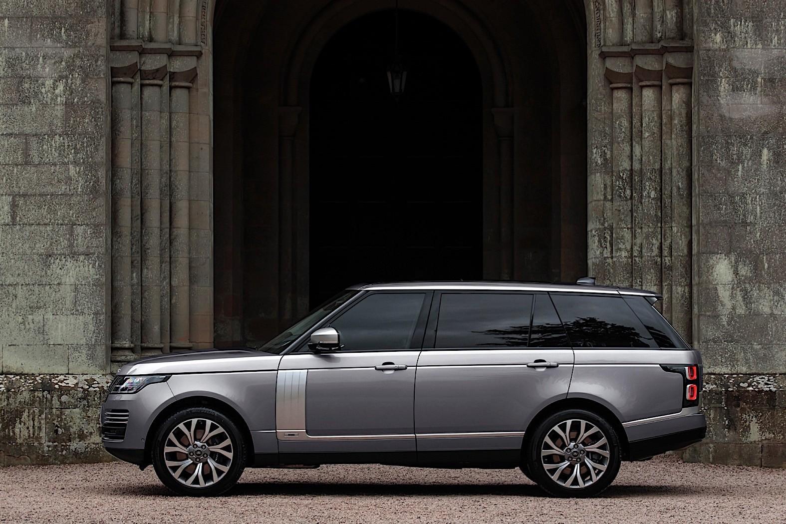 2020 Range Rover Gets Mild Hybrid For The U S Starts At