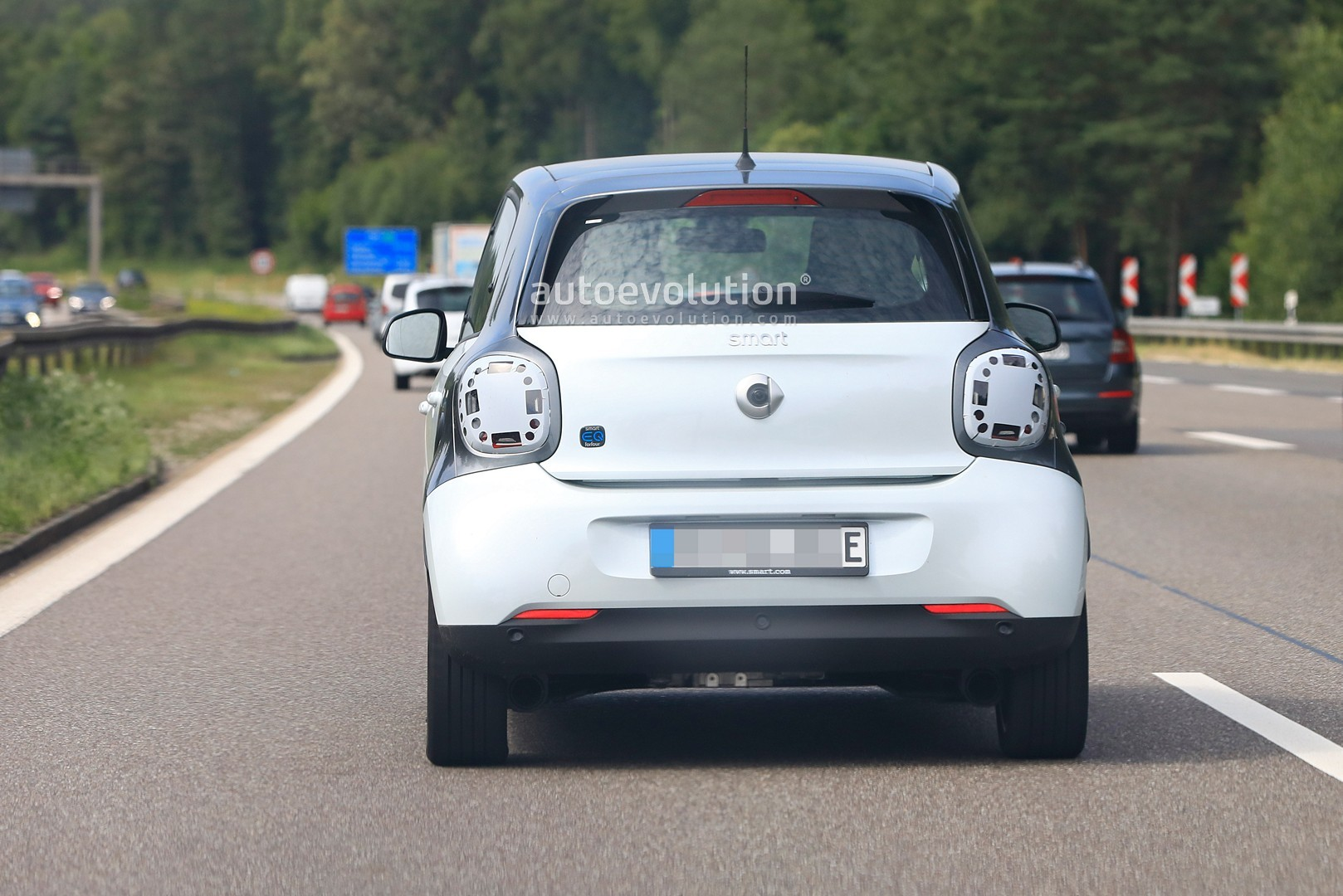 the smart fortwo was