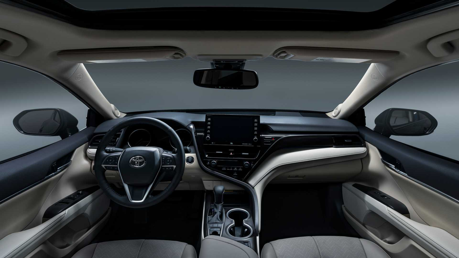 2021 Toyota Camry Arrives as XSE Hybrid and Introduces Safety Sense 2.5+ - autoevolution