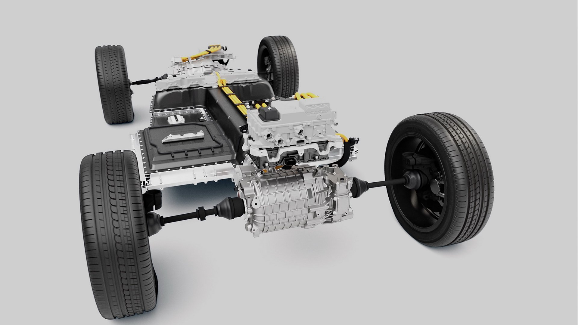 volvo fully electric 2021