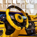 400 000 Widebody G63 By Mansory Comes With Yellow Leather Interior Autoevolution