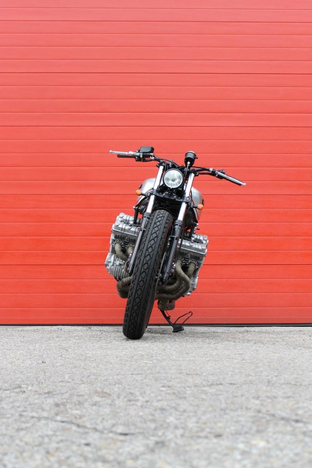 medium resolution of  honda cbx1000 by tarmac custom motorcycles
