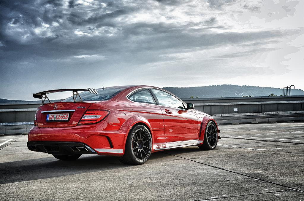 Mercedes Benz C 63 Amg Black Series Sold Out In Australia