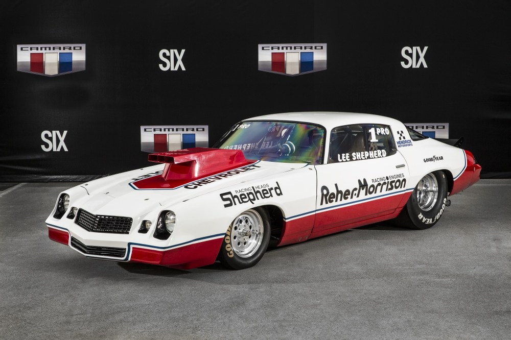 medium resolution of  1981 chevrolet camaro pro stock race car