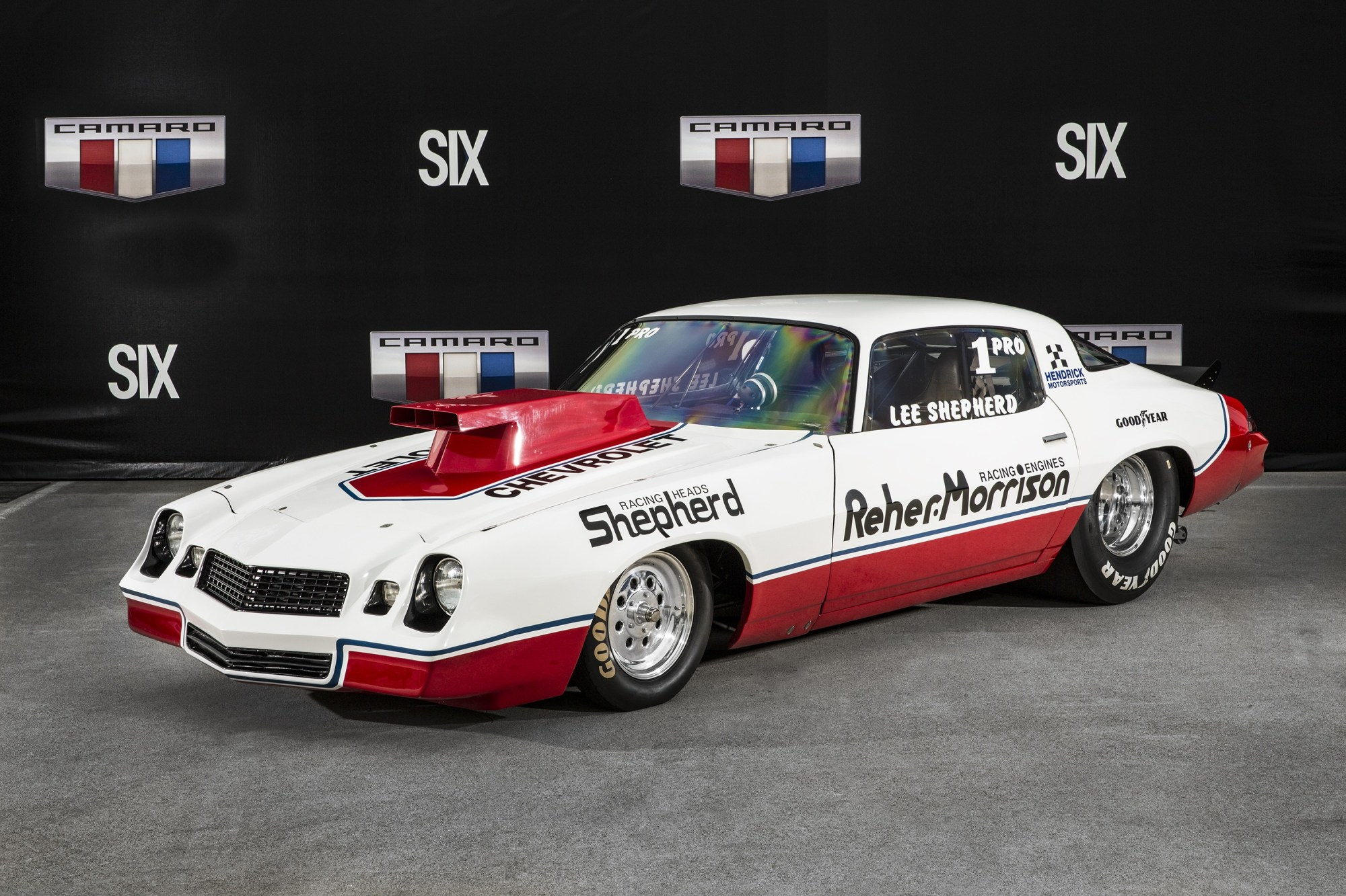 hight resolution of  1981 chevrolet camaro pro stock race car