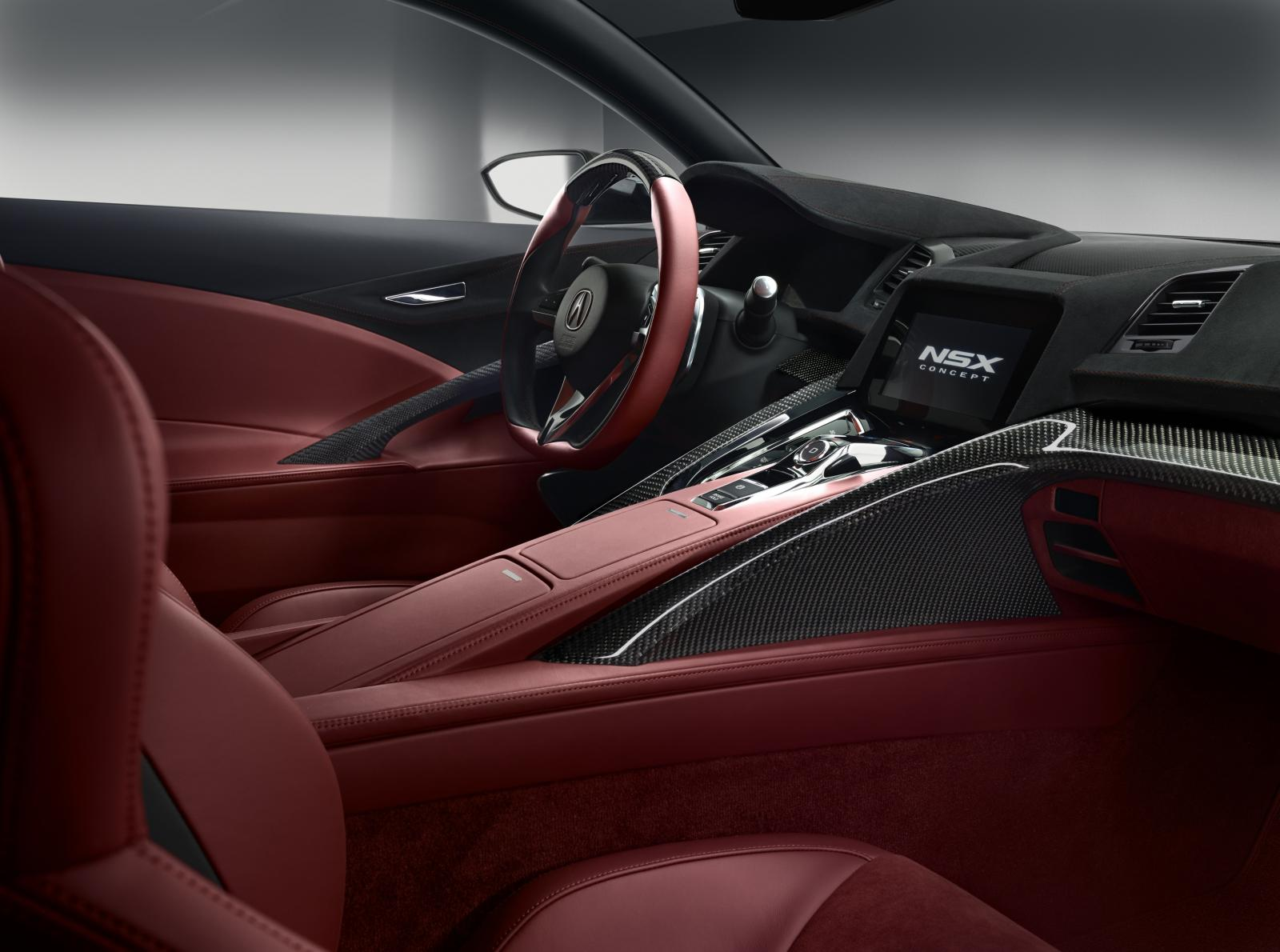 Buying a used car makes so much sense when you realize how much of the value is lost when you drive your vehicle out of the dealership. Acura NSX Concept Gets Interior in Detroit - autoevolution