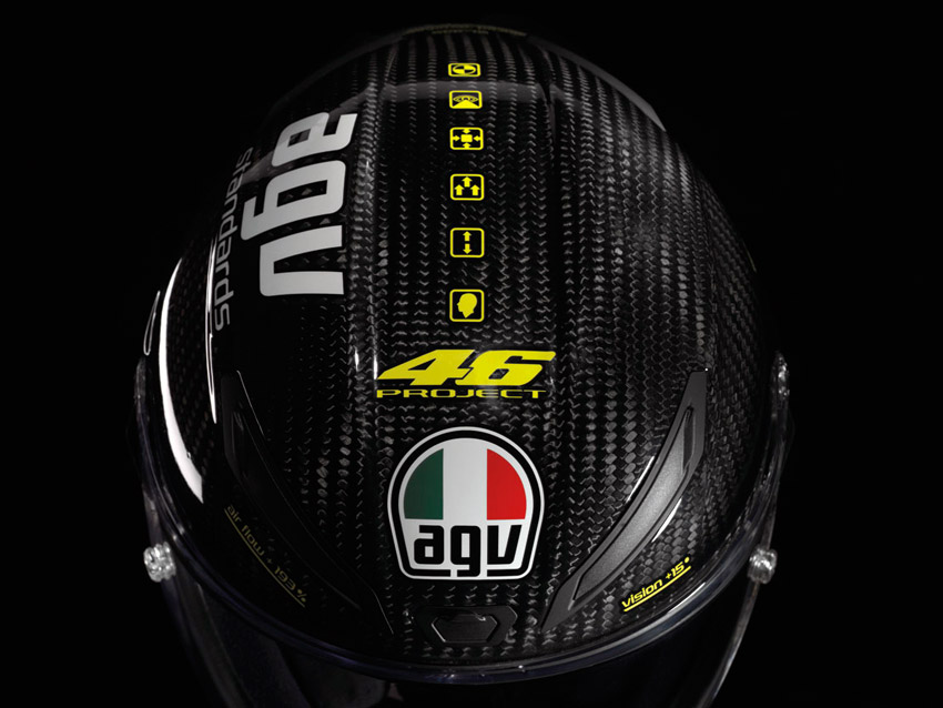 Japan Fall Wallpaper Agv Pista Gp Is The Safest Motorcycle Helmet According To