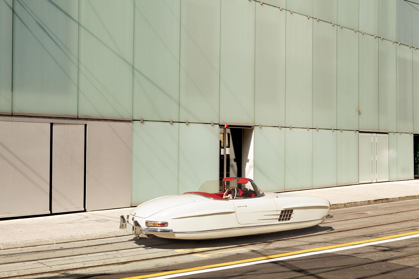 Bentley Fall Wallpaper Air Drive The Jetsons Meets Beautiful Digital Art