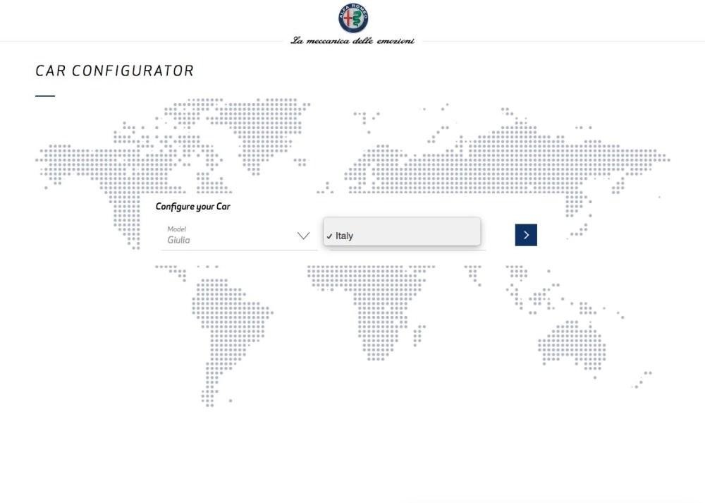 medium resolution of  2016 alfa romeo giulia availability in italy