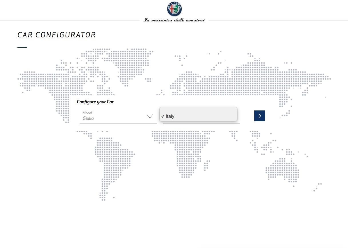 hight resolution of  2016 alfa romeo giulia availability in italy