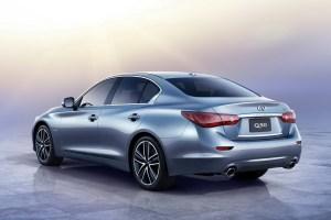 AllNew 2014 Infiniti Q50 Sedan Unveiled  autoevolution