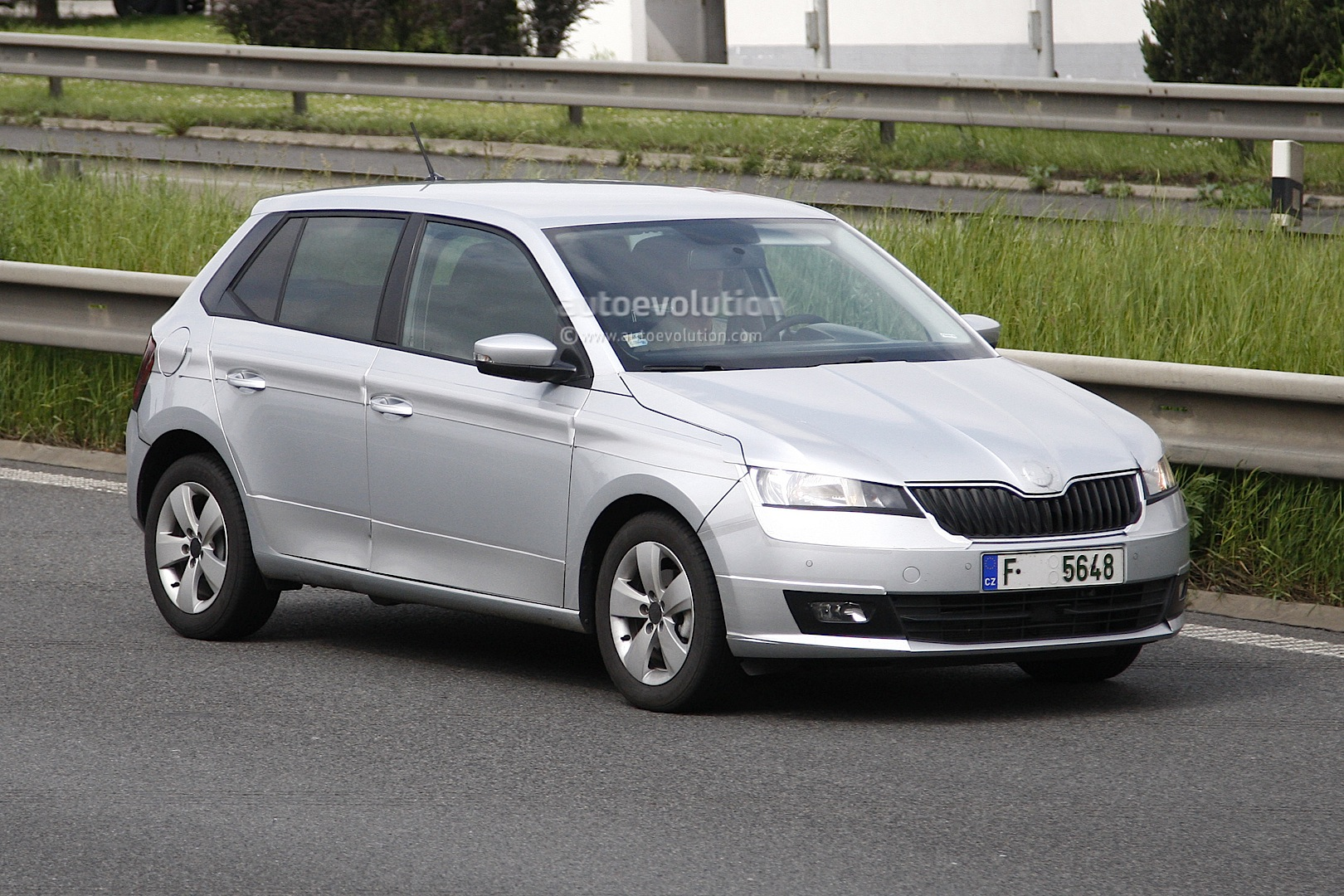 new agya 1.2 trd silver interior yaris 2018 all 2014 skoda fabia spotted almost undisguised