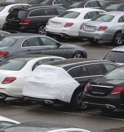 2017 mercedes e class estate wagon spy photos  [ 1620 x 1080 Pixel ]
