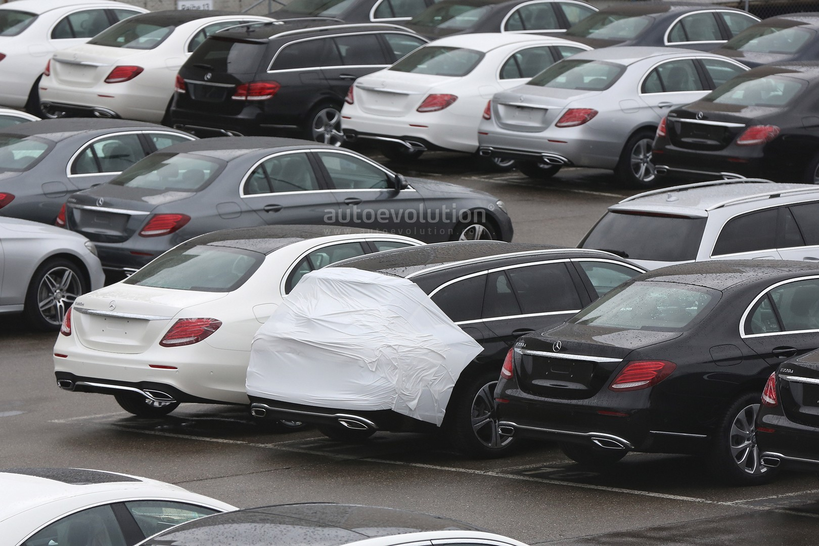 hight resolution of  2017 mercedes e class estate wagon spy photos
