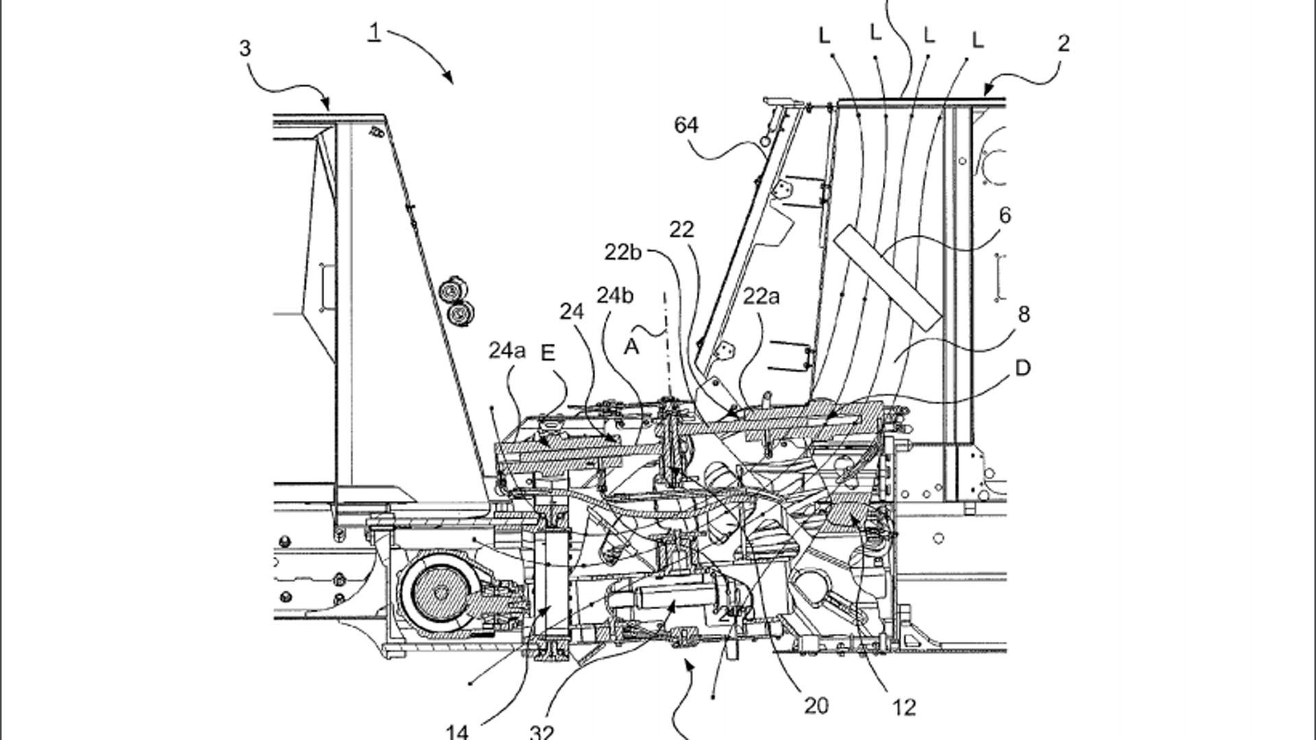 Apple Patented An Articulated Steering System, Don't
