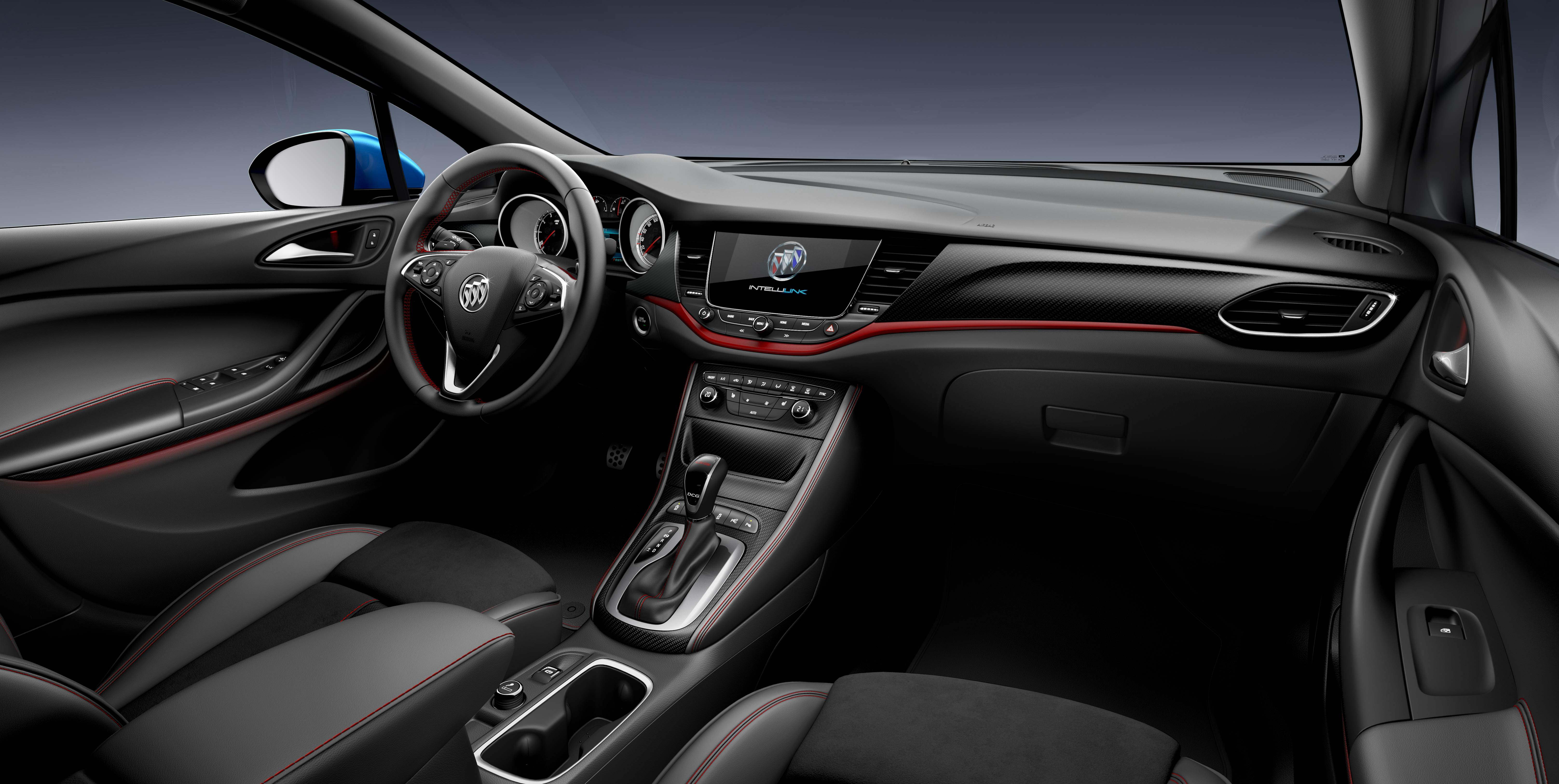 Are You Buicks Opel Astra From China Verano GS Leaked