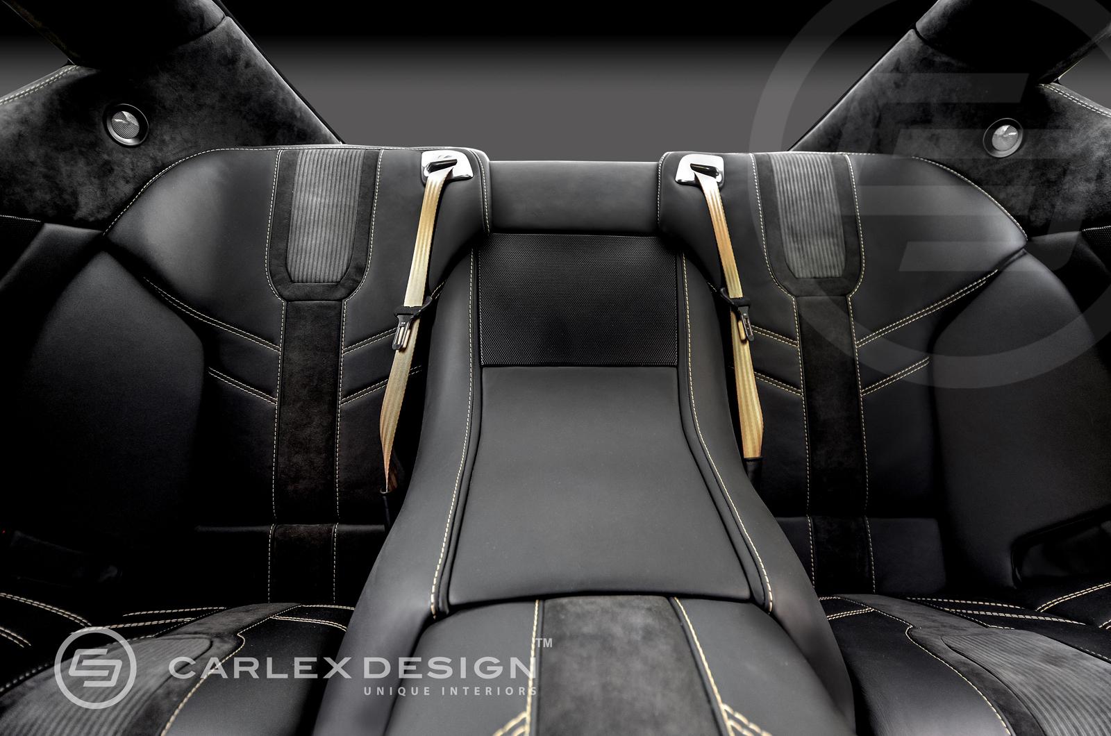 Aston Martin DB9 Custom Interior Is Worthy of James Bond  autoevolution