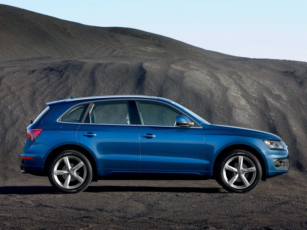 2017 Audi Q5 Confirmed to Switch Production to Mexico. Debuts in Paris - autoevolution