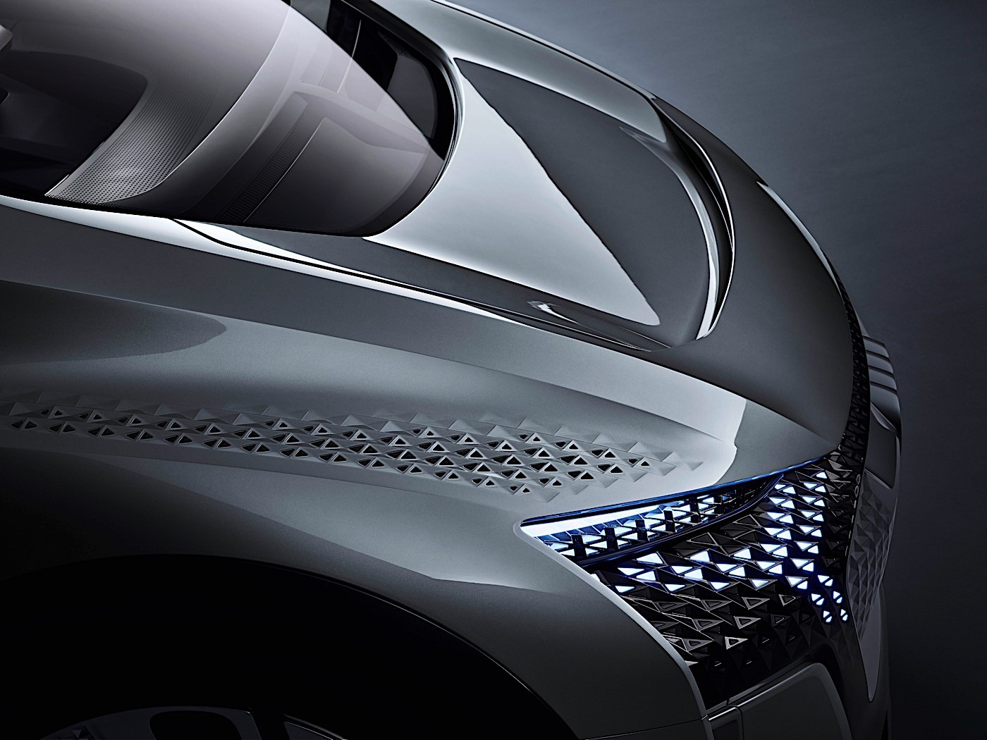 Audi Shows Artificial Intelligence Car With Eye Controlled