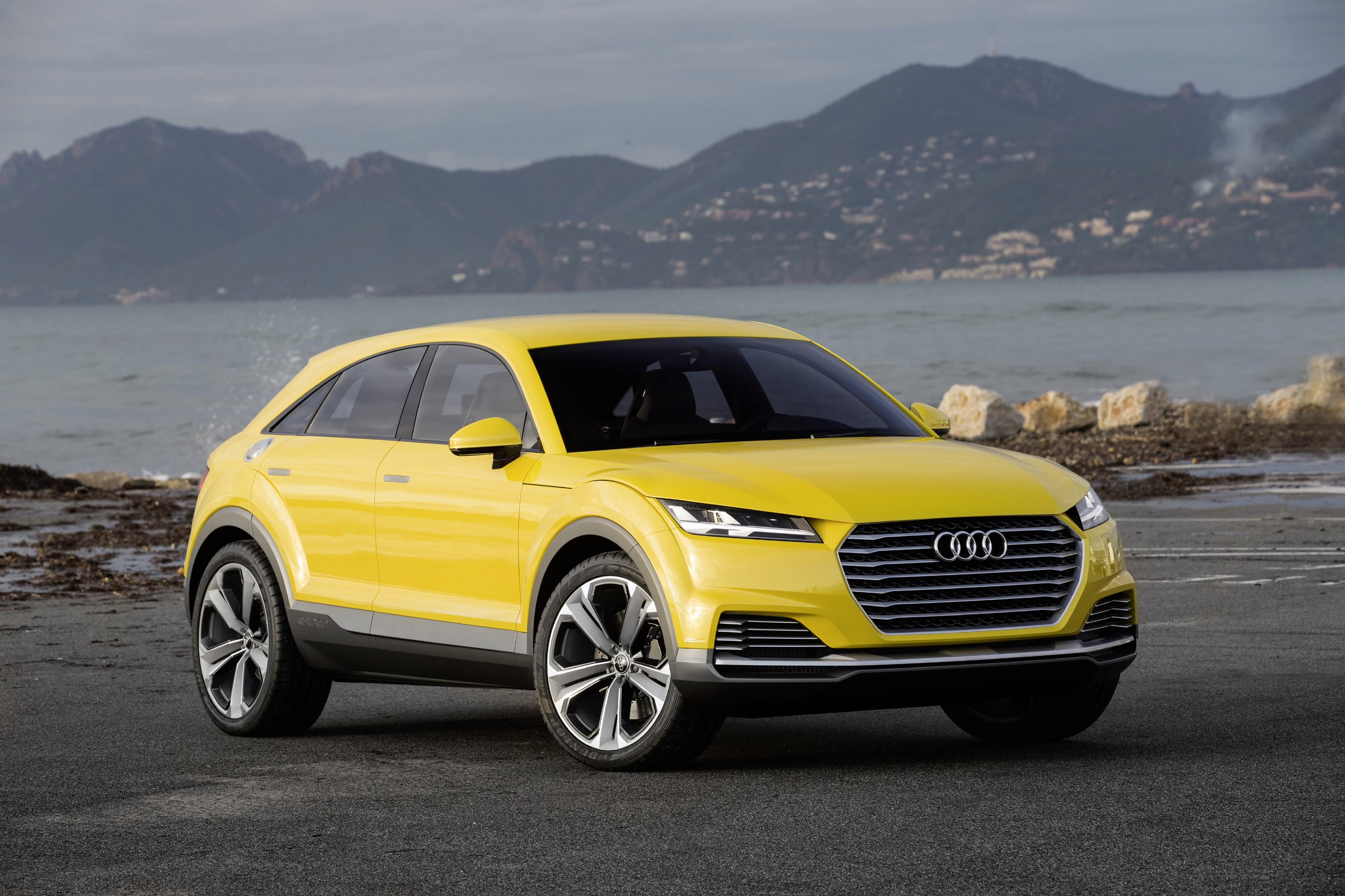 Audi To Launch Ttq Offroader In 2017 Due To Fight With