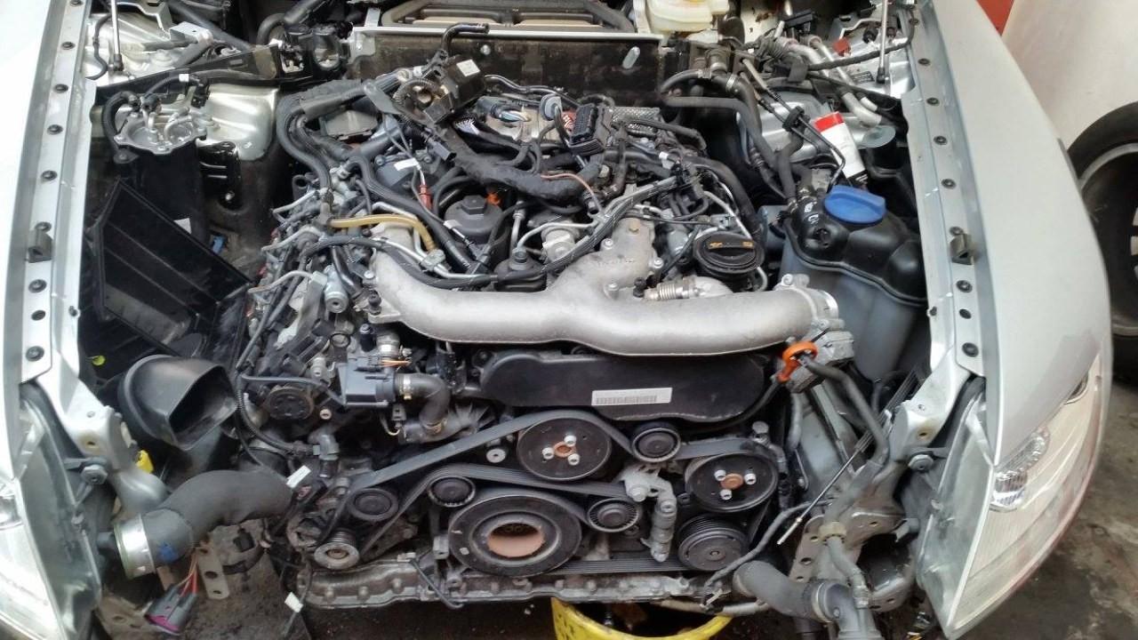 Ac Power Plug Wiring Diagram Bentley Continental Gt Getting V6 Tdi From Vw Phaeton For