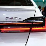 Bmw 7 Series Ev Rumored To Launch Next Decade I7s Could Get 120 Kwh Battery Autoevolution