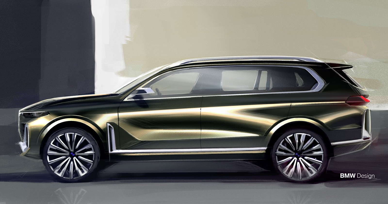 hight resolution of  bmw concept x7 iperformance 2019 bmw x7 preview