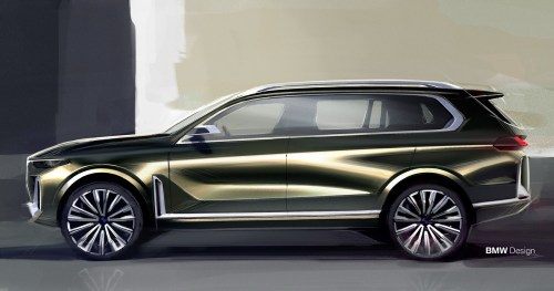 small resolution of  bmw concept x7 iperformance 2019 bmw x7 preview