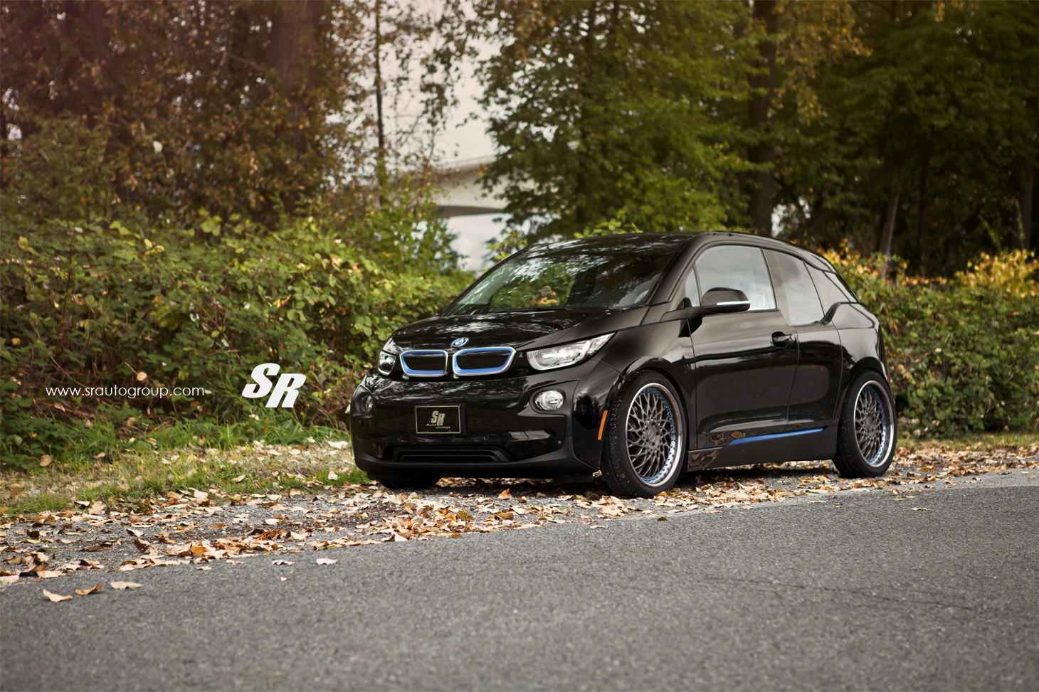 BMW I3 Gets Tuned This Time Its For Real Autoevolution