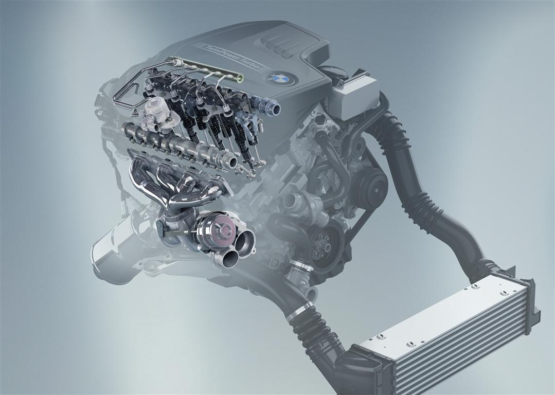 hight resolution of bmw twinpower turbo