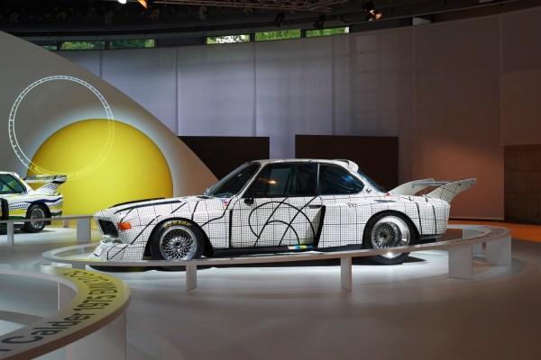 Bmw Art Cars Celebrate 40 Years And Showcased World - Autoevolution