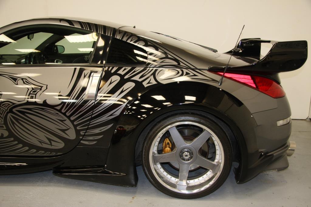 Leonardo Fast And Furious Nissan 350z