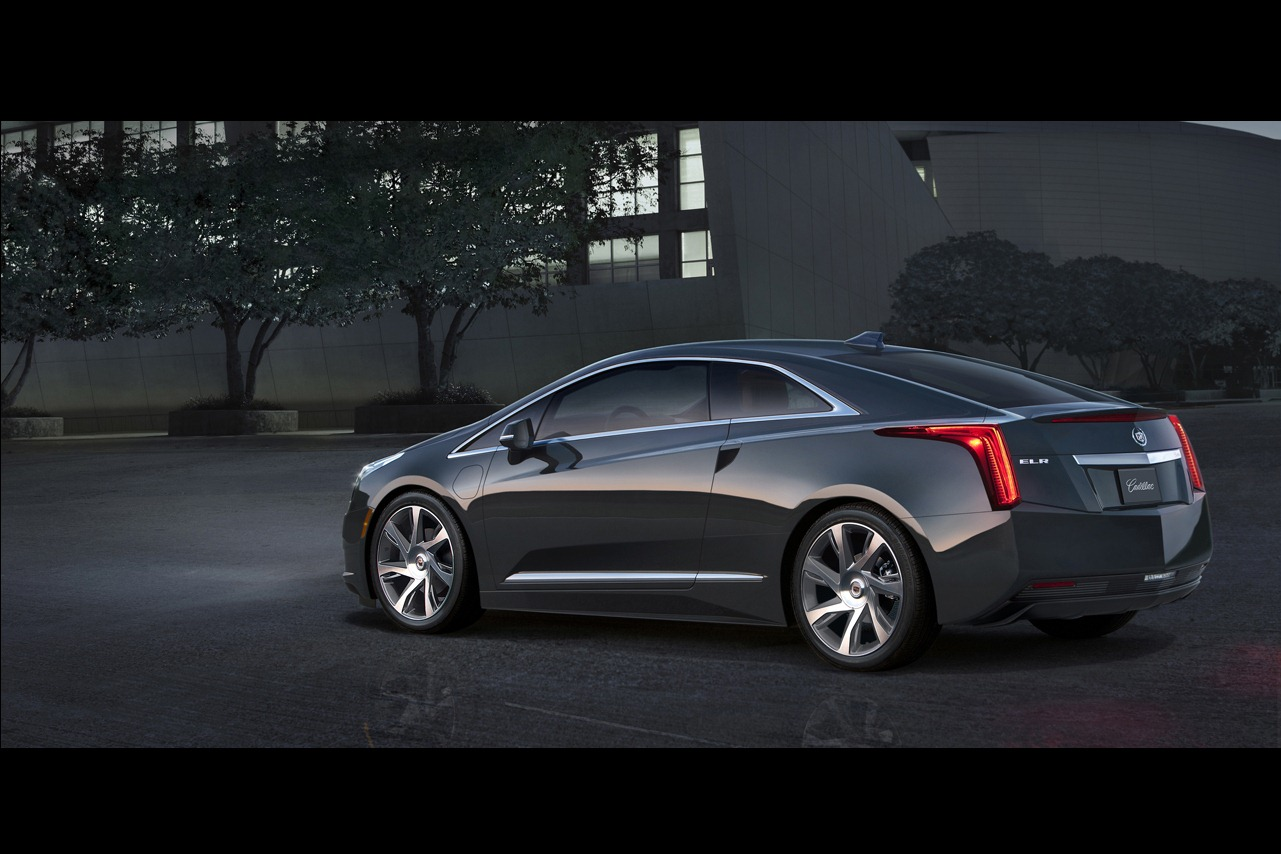 hight resolution of  cadillac elr