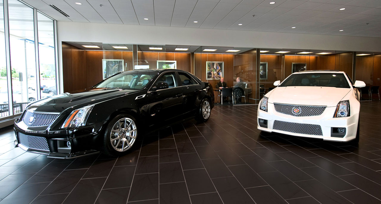 Cadillac Revealers Luxury Makeover For Its Dealerships