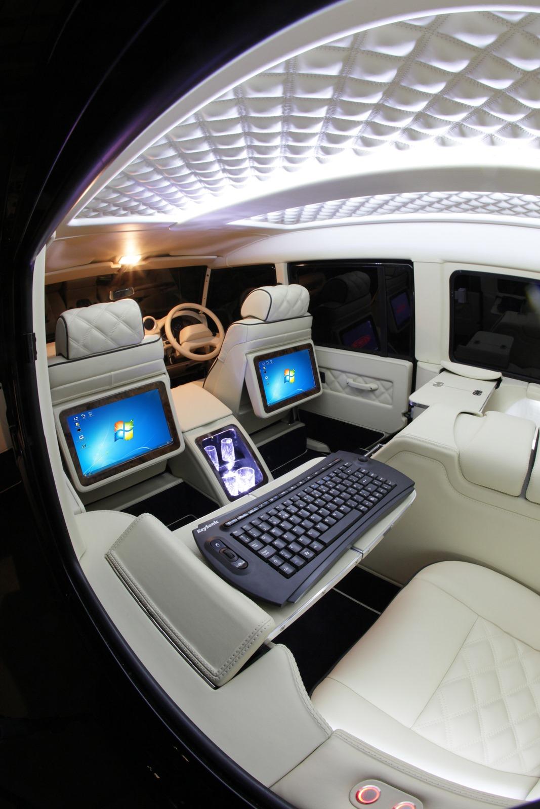 Carisma Auto Design Unveils the Most Luxurious Land Rover