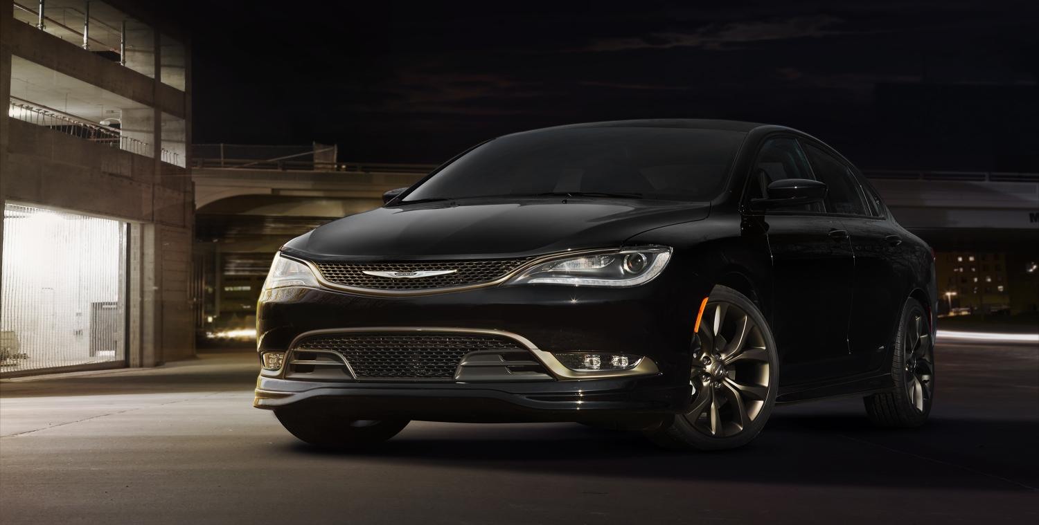 hight resolution of  chrysler 200s and 300s alloy editions