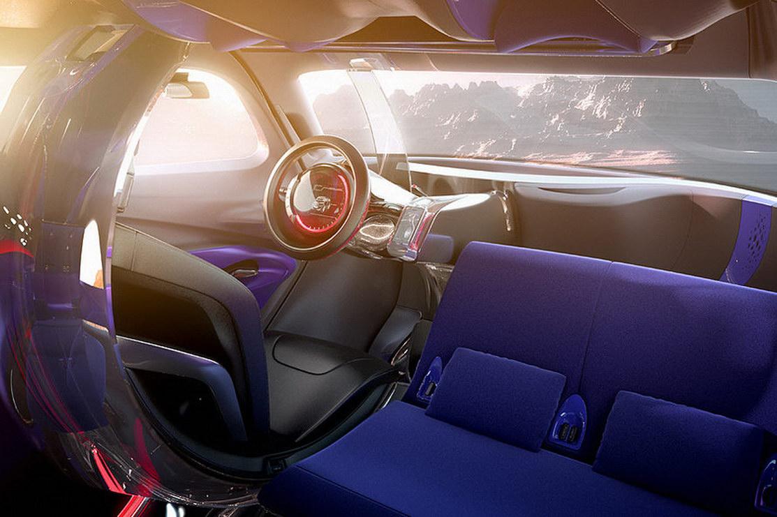 Citroen Expresses Its Love For Vans With Tubik Concept