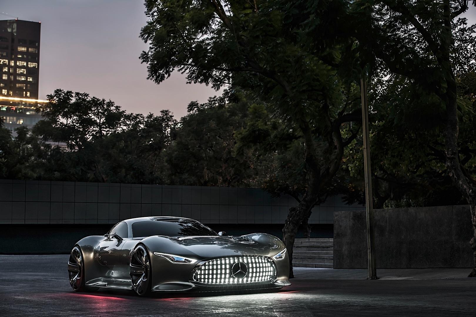 grand new avanza 1.5 g limited yaris trd sportivo cvt 2018 company wants to build the mercedes benz amg vision gran