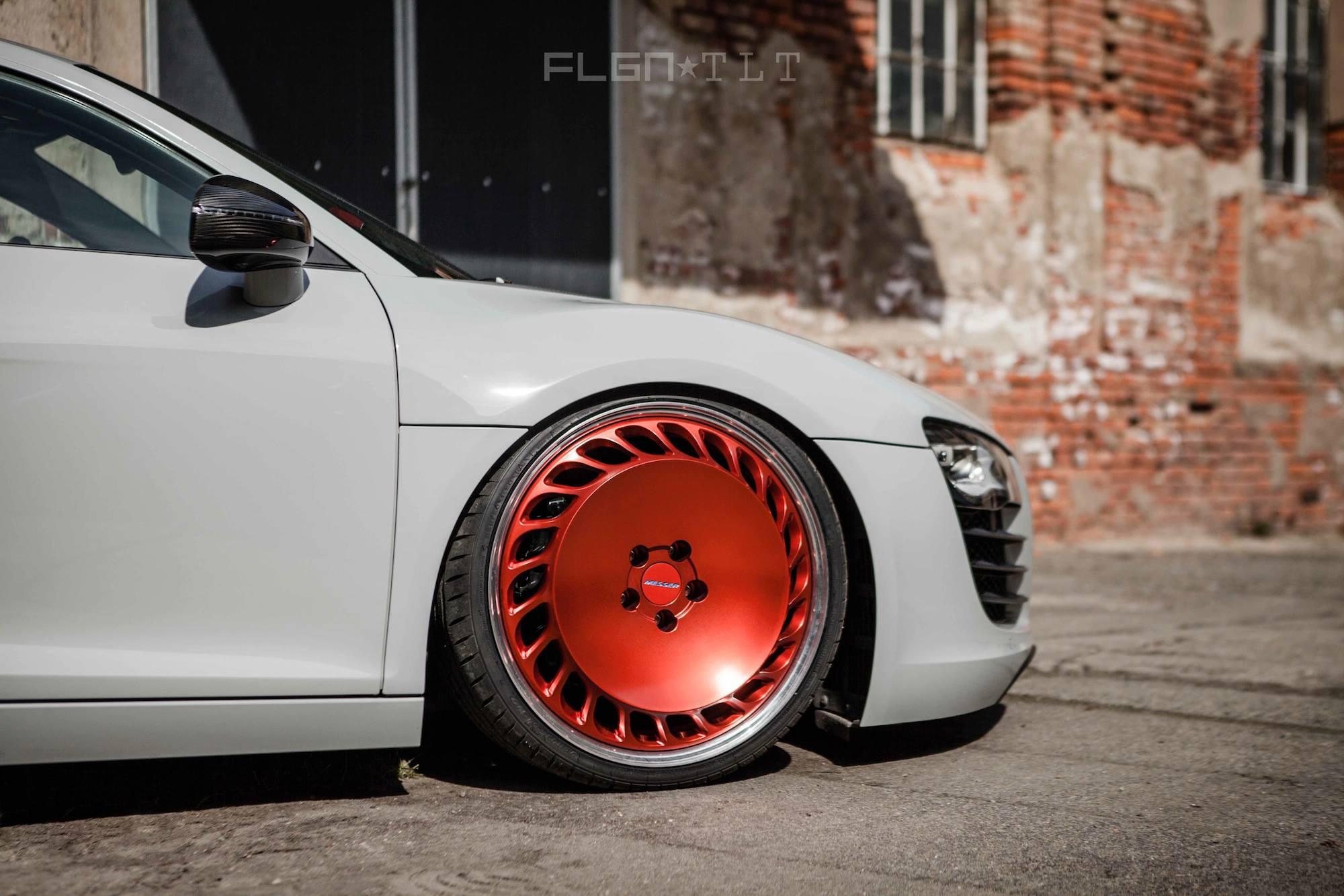 Craziest Custom Wheels On A Supercar Messer Turbo Fan