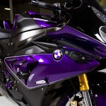 Custom Paint Bmw S1000rr Looks Painfully Awesome Autoevolution