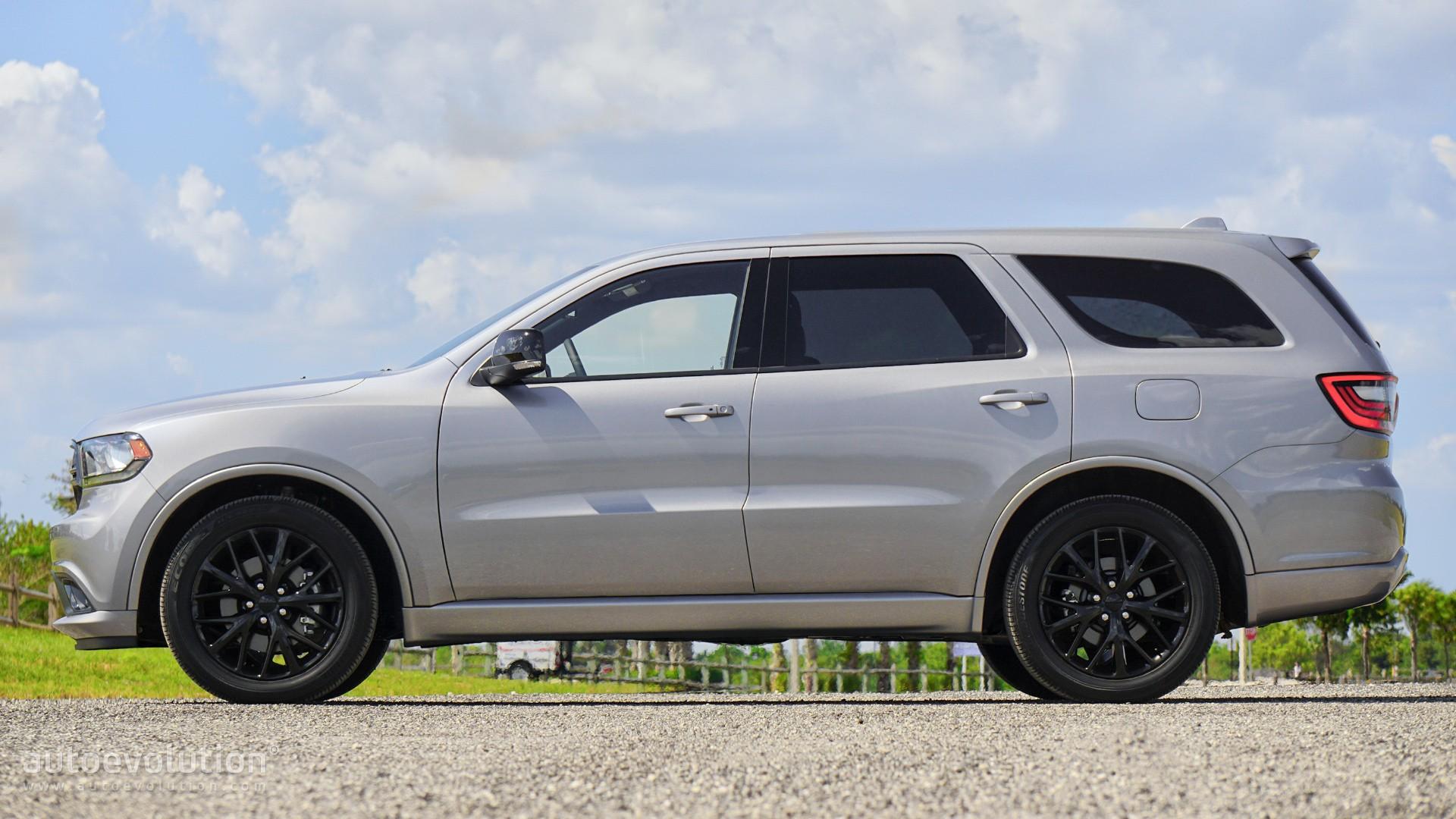 Driven 2016 Dodge Durango RT  autoevolution