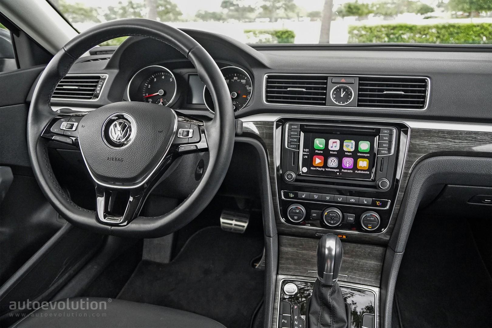 Driven 2017 Volkswagen Passat 18T SEL Premium