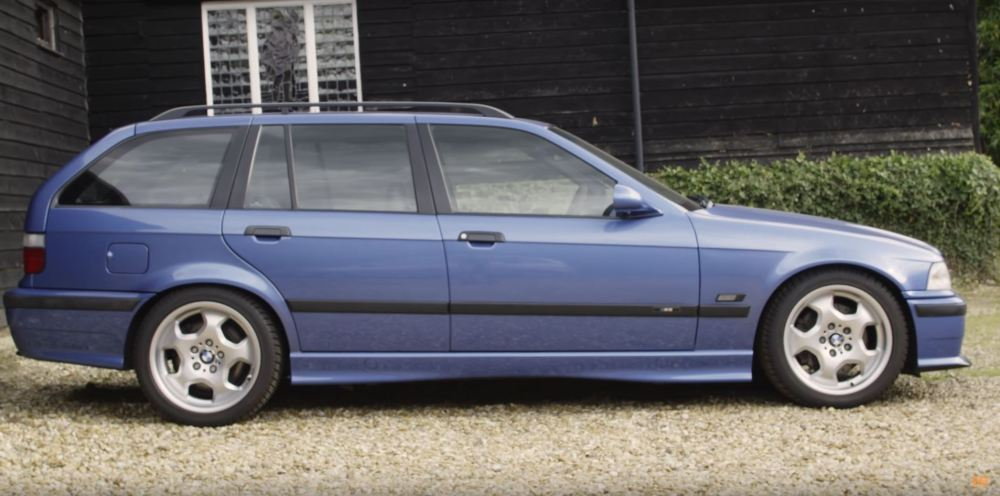 medium resolution of e36 m3 touring appears in car throttle s 5 reasons to pick the e36 over the