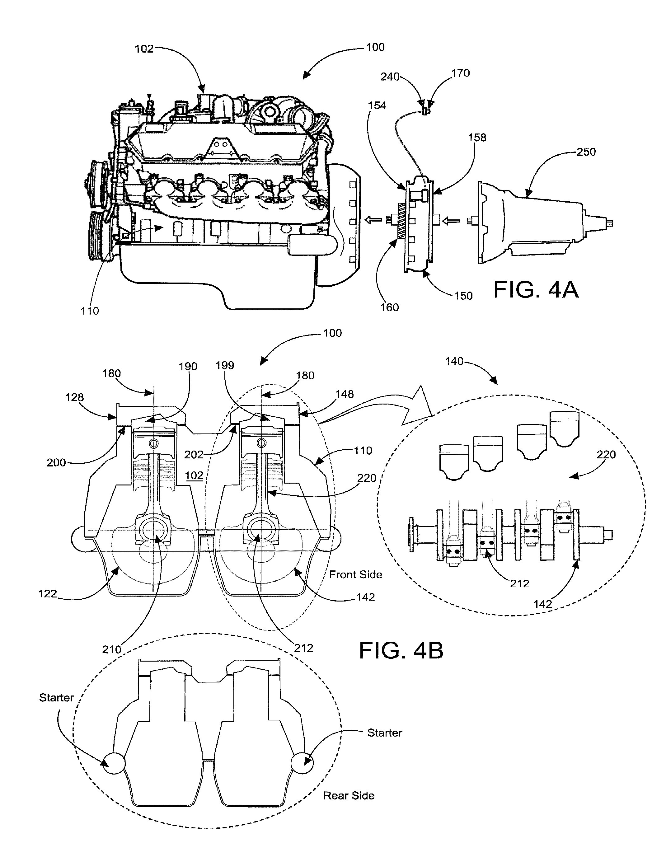 Eco Motive Patents Twin Vertical Bank Hybrid Engine