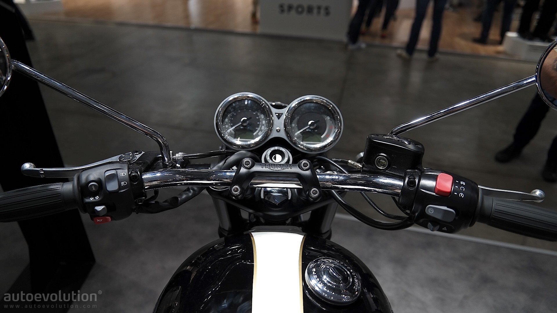 hight resolution of triumph bonneville t120 at eicma 2015 triumph bonneville t120 at eicma 2015