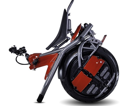 One Wheel Electric Motorcycle