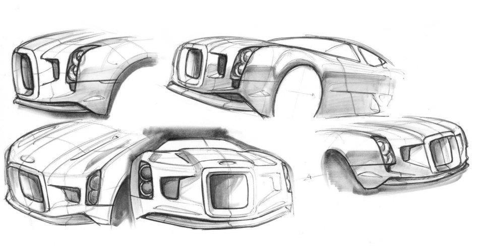 Facel Vega Concept Expected at Paris Motor Show
