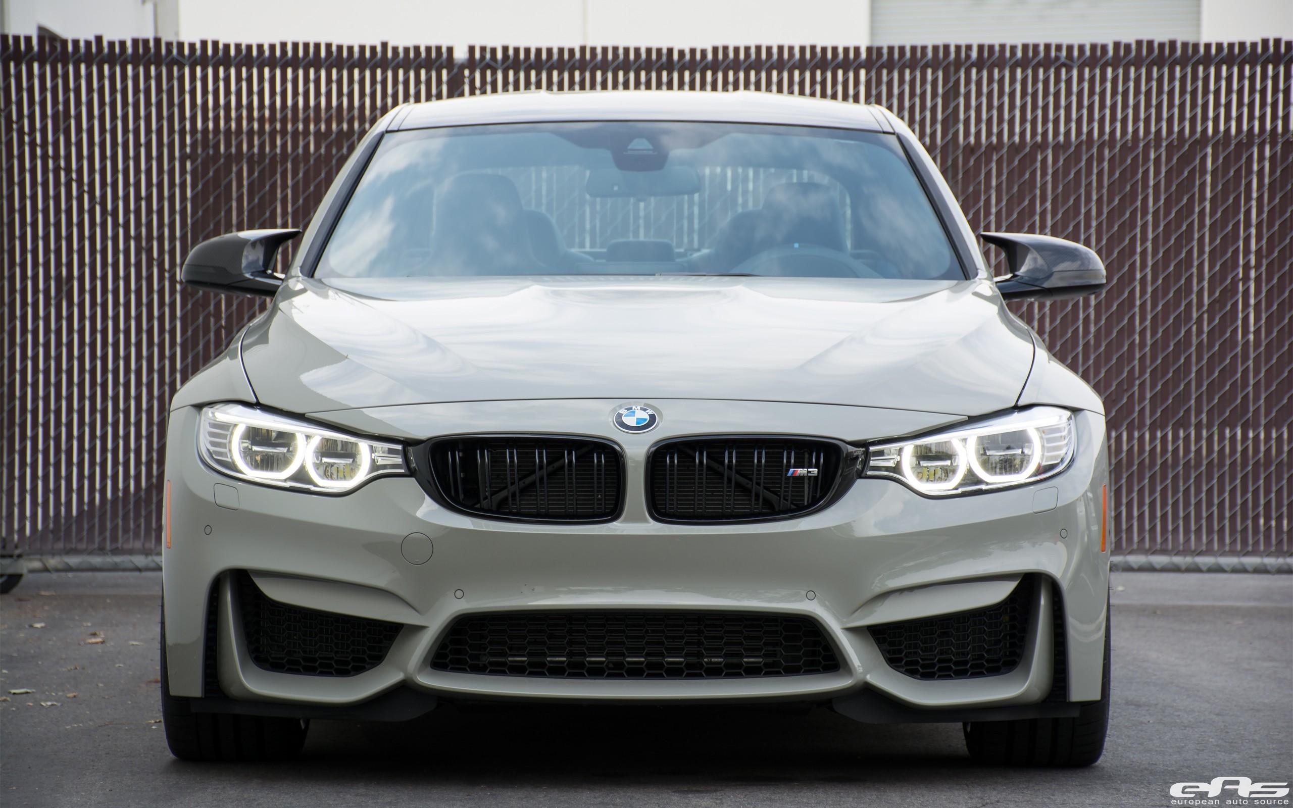 Fashion Grey BMW F80 M3 Has A Fjord Blue Interior And Its