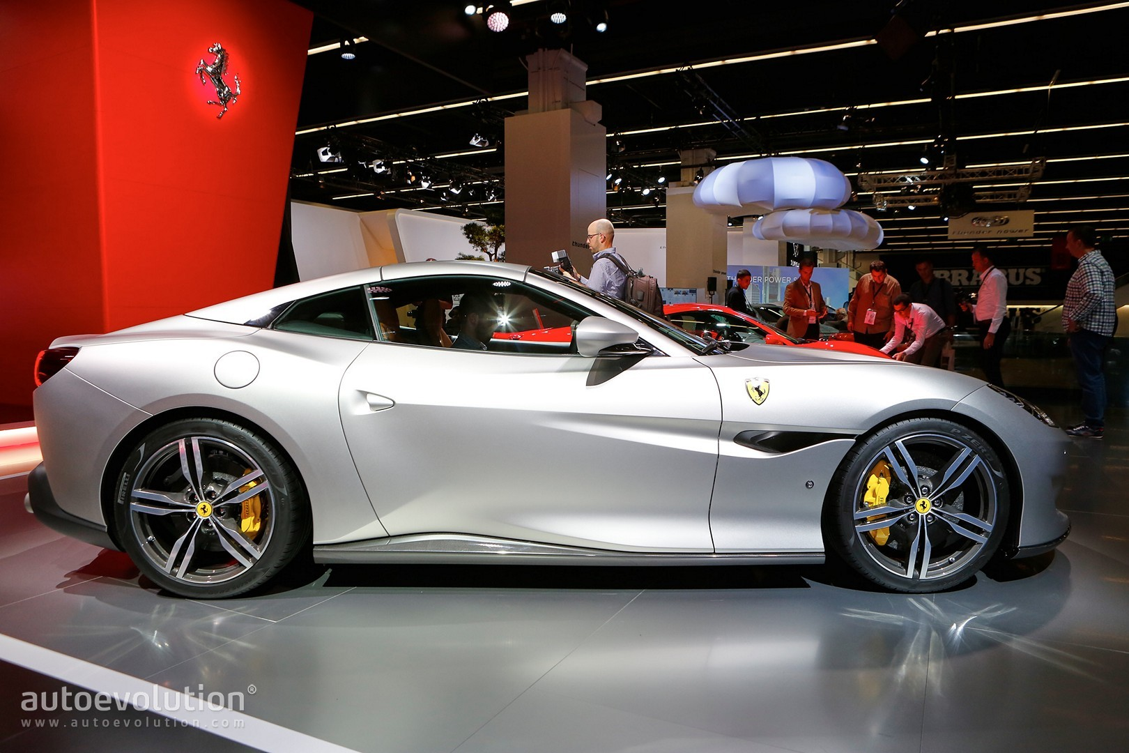 Ferrari On Course To Ramp Up Production Output To 9,000